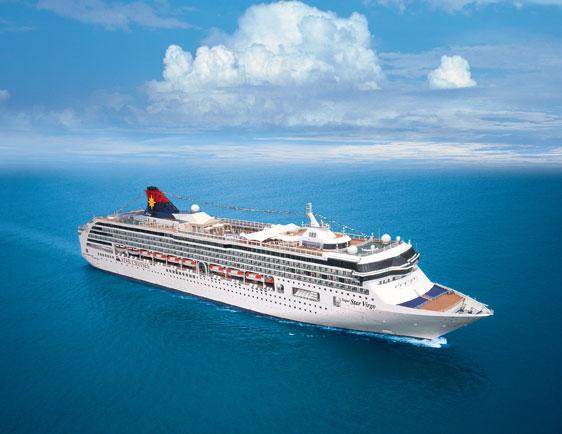 Star Cruises firma un nuevo contrato con Meyer Werft