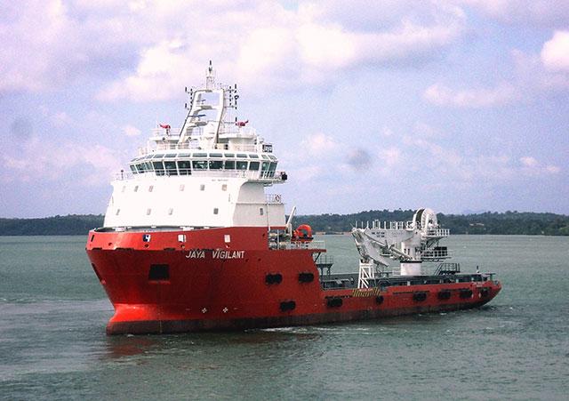 Jaya Holdings Limited entrega un nuevo remolcador