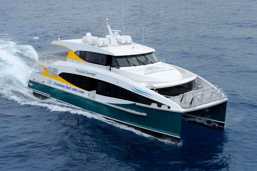 Incat Crowther construirá un catamarán para Ultramar