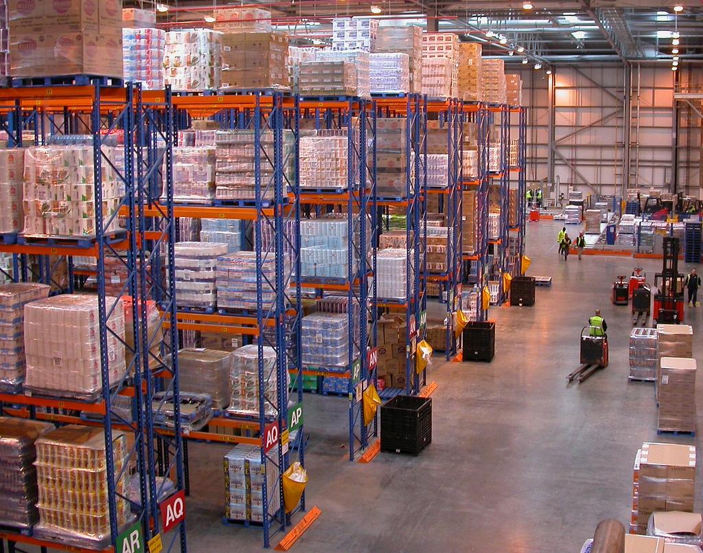 Allianz analiza los riesgos de la cadena de suministro