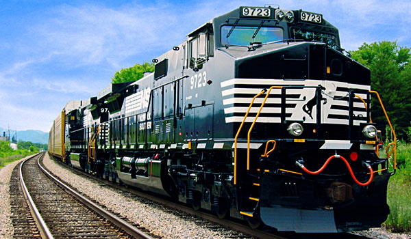 Norfolk Southern Corp. aumenta sus beneficios