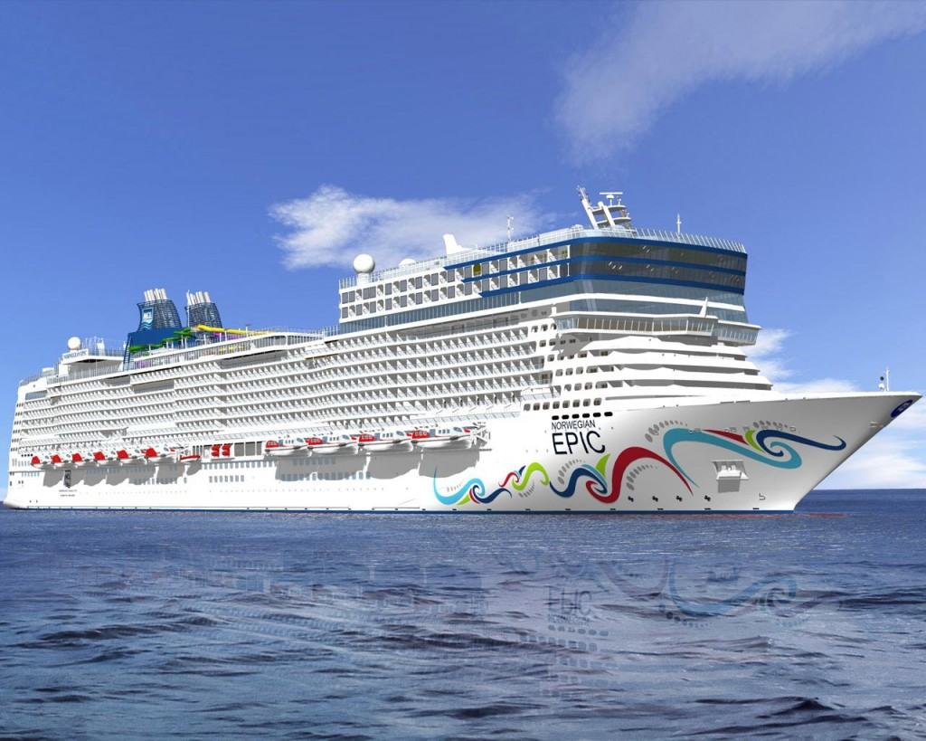 Norwegian Cruise Line instalará depuradores marinos en 6 barcos