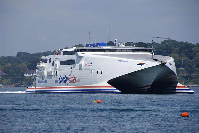 Brittany Ferries Portsmouth Car Parking