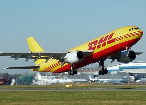DHL inaugura servicio de transporte aéreo de mercancías de temperatura controlada
