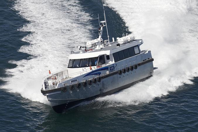 Veecraft Marine entrega dos catamaranes