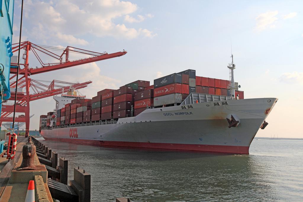 El Puerto de Virginia adopta medidas contra los retrasos