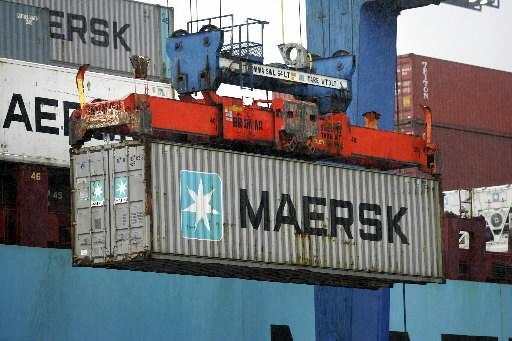 Maersk anuncia sus resultados financieros de 2013