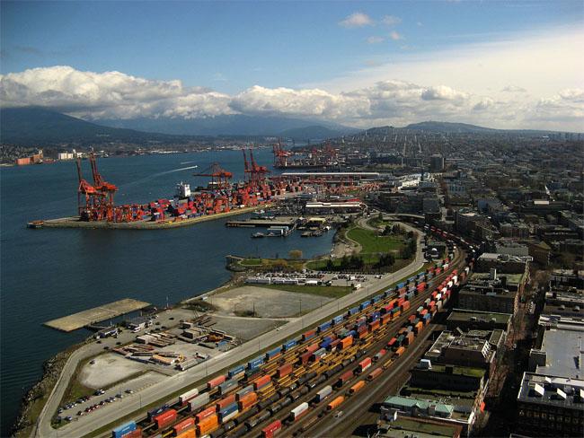 Puerto Metro Vancouver anuncia sus volúmenes de 2013