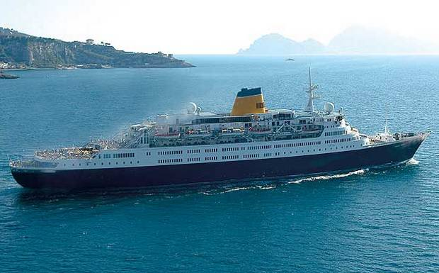Saga Cruises regresa a Gibdock