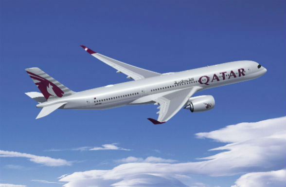 Qatar-Airways-avion-A350XWB