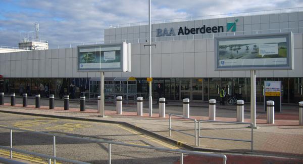 aberdeen-aeropuerto