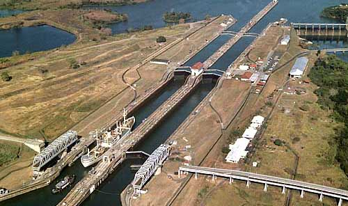 Canal-Panama