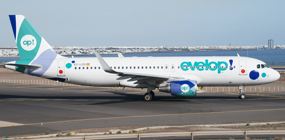 evelop-airlines