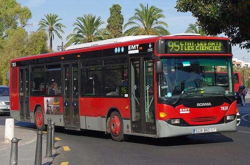 valencia-autobus