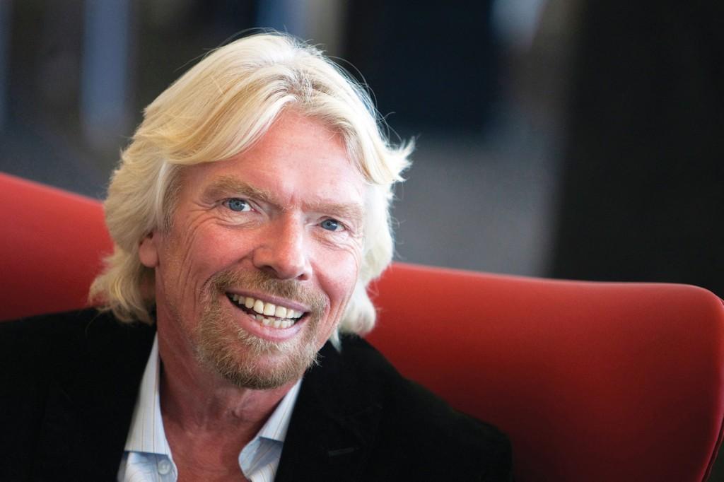 Richard Branson quiere una línea de cruceros