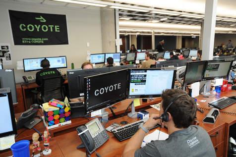 Coyote Logistics y Access America Transport anuncian su fusión