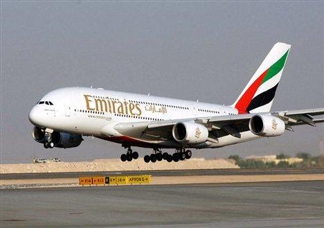 Emirates realizará 3 vuelos diarios a Jordania