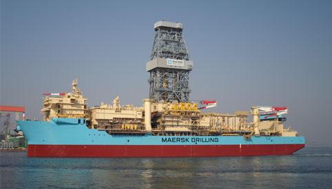 Maersk Drilling celebra su mejor año