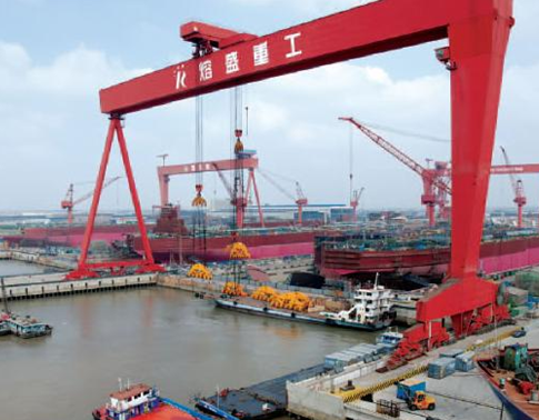 China Rongsheng Heavy Industries Group intenta refinanciarse