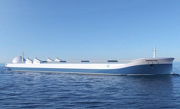 Rolls Royce trabaja en buques de carga drones