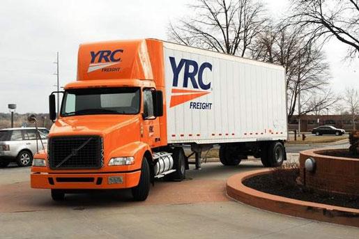 YRC Freight comienza su reestructuración