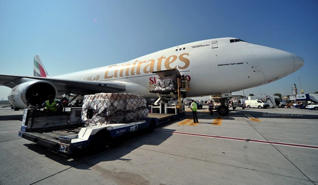 Emirates SkyCargo aumenta su capacidad de carga