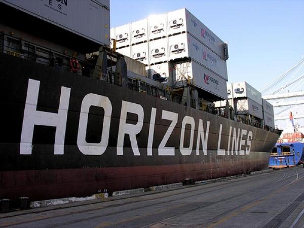 Sea Star Line LLC y Horizon Lines LLC llegan a un acuerdo con gobierno EEUU