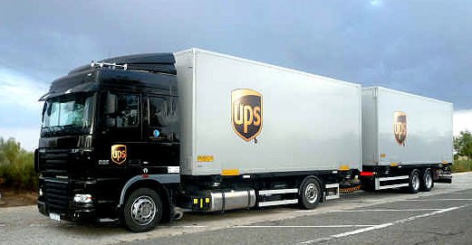 UPS se asocia con PHMSA para modernizar el transporte