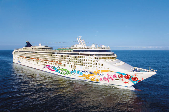 Guy Harvey decorará el casco del Norwegian Escape