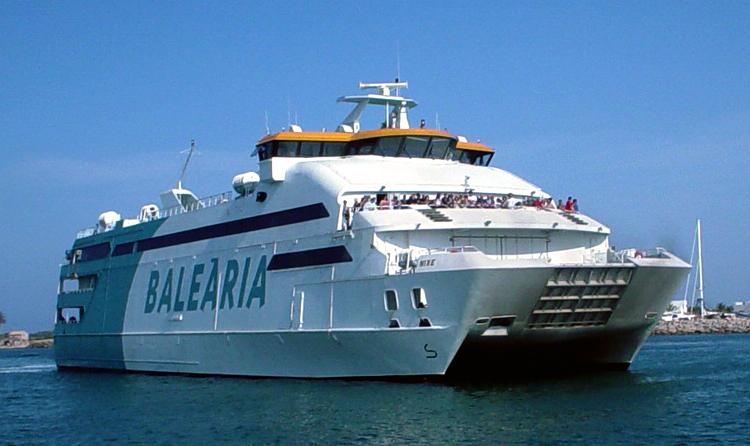 ABB gana un contrato con Baleària