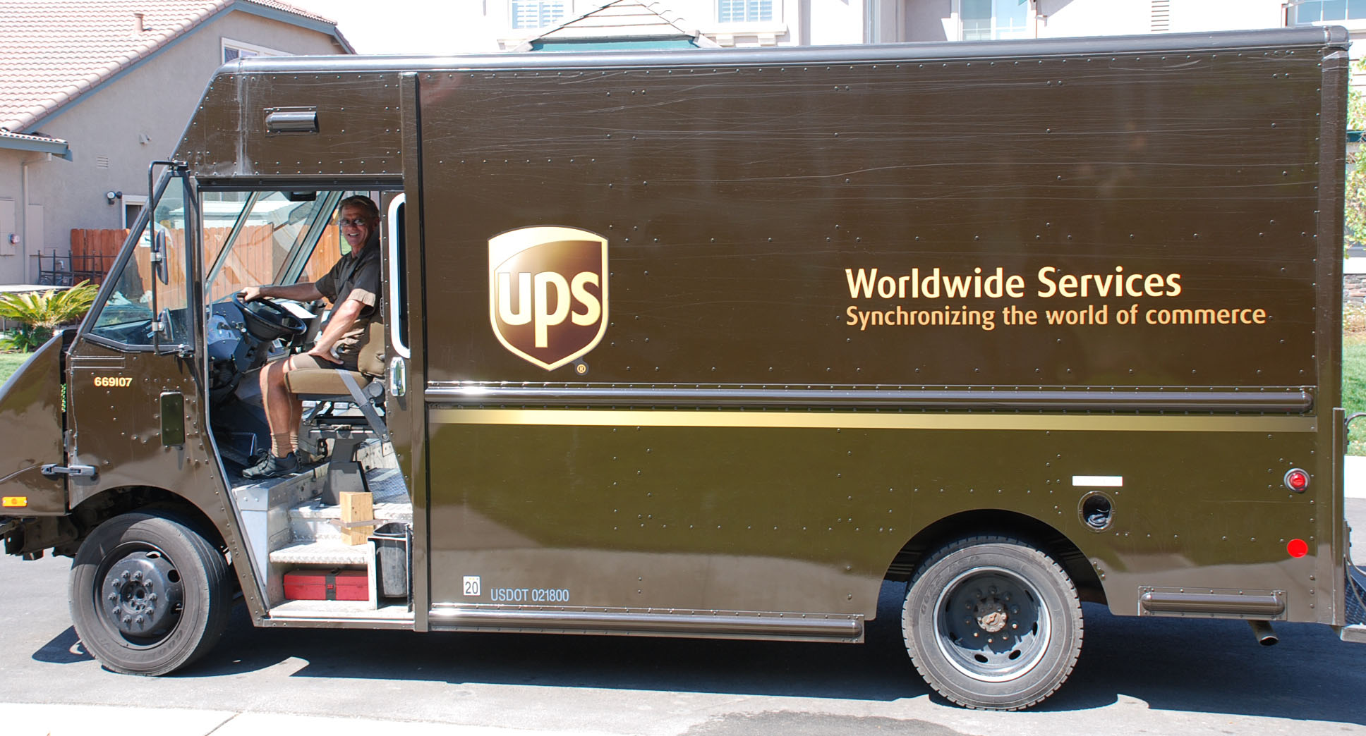 UPS utilizará camiones con gas propano como combustible