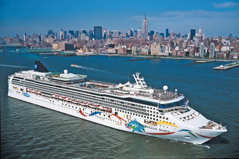 Norwegian Escape tendrá su puerto base en Miami