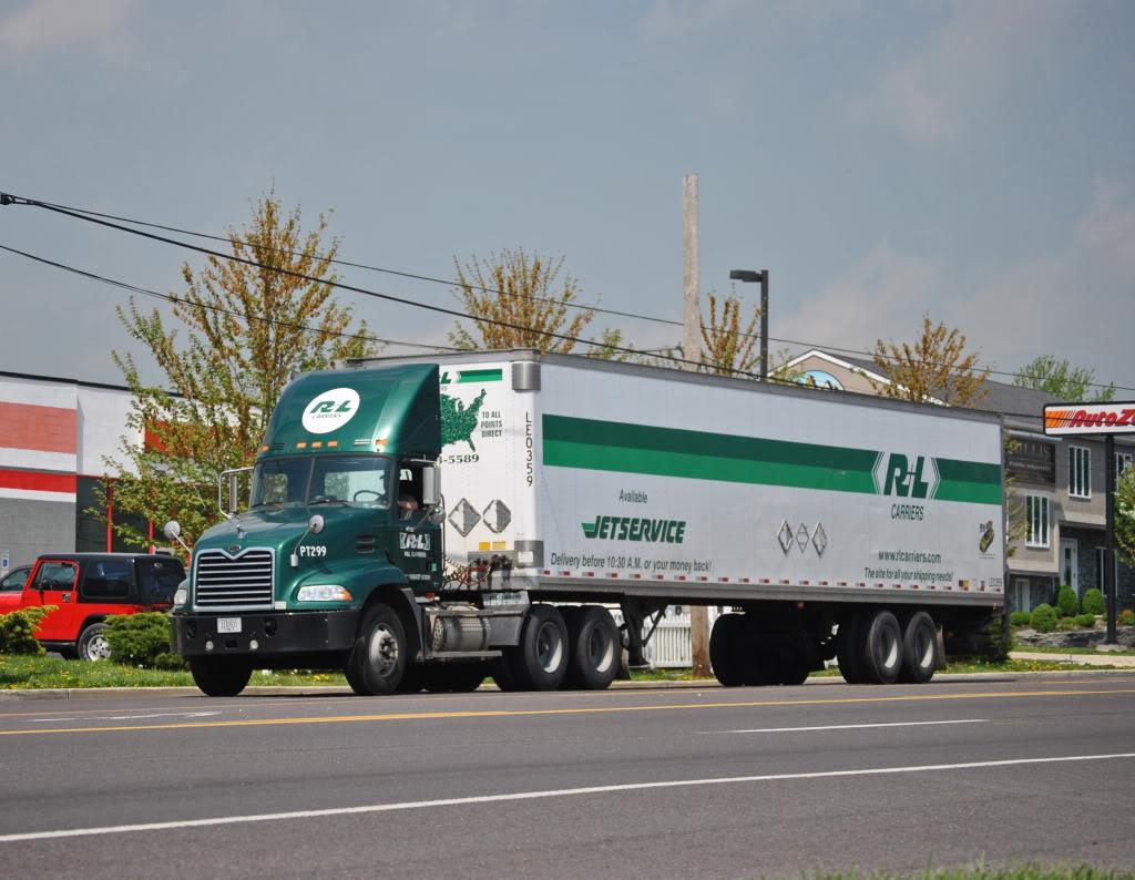 R+L Carriers mejora su transporte marítimo
