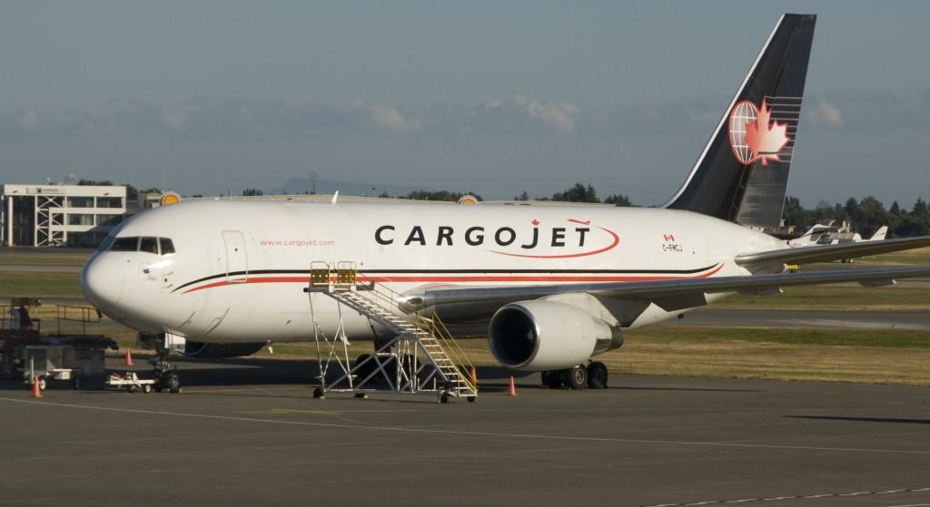 Cargojet se asocia con el aeropuerto de Hamilton
