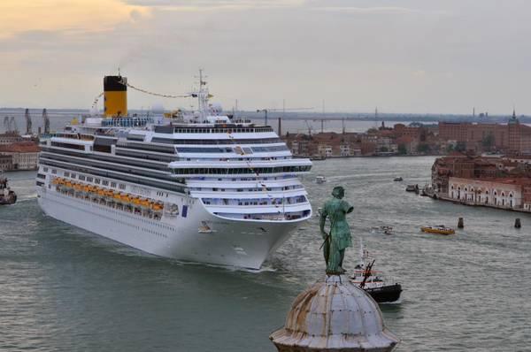 Tribunal suprime la prohibición de cruceros en Venecia