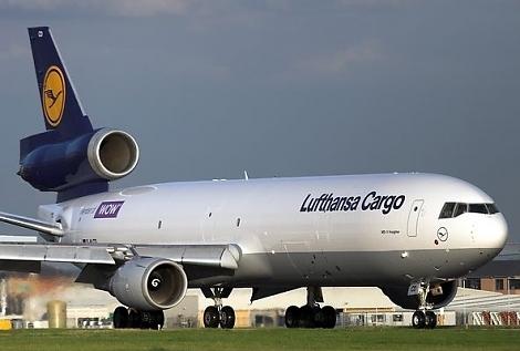 Lufthansa y FedEx reducen sus volúmenes de carga aérea