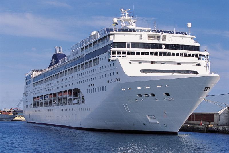 MSC tendrá los buques más grandes construidos en Europa