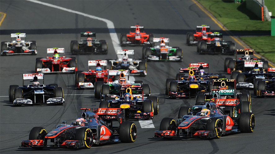 Movistar TV ofrece 24 horas de Fórmula 1