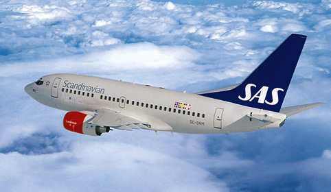 SAS-aerolinea
