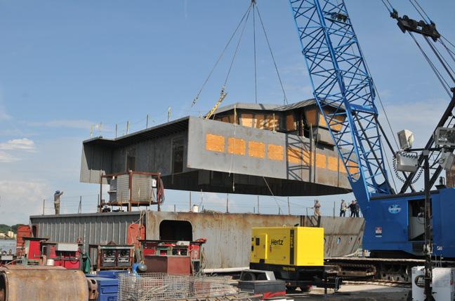 Conrad Industries presenta sus cifras de 2013