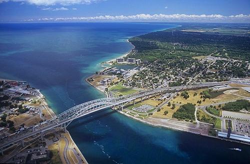 Gobierno canadiense transfiere el Puerto de Sarnia