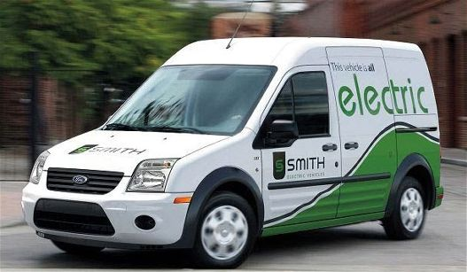 Smith Electric Vehicles suspende la producción