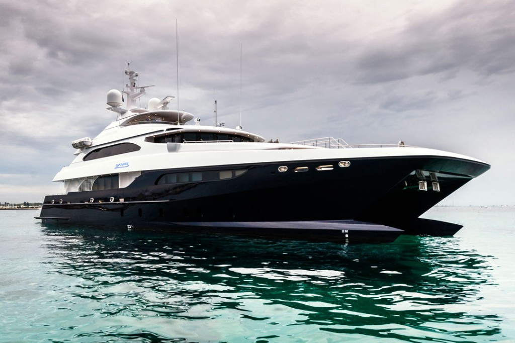 INCAT Crowther construirá un catamarán de 28 metros