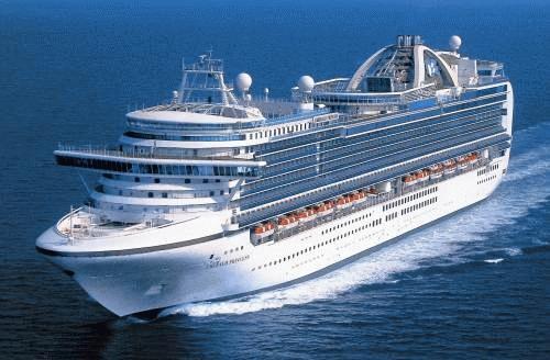 100 pasajeros enferman en un crucero