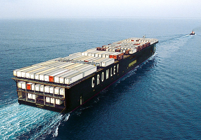 Crowley adquiere Accord Ship Management