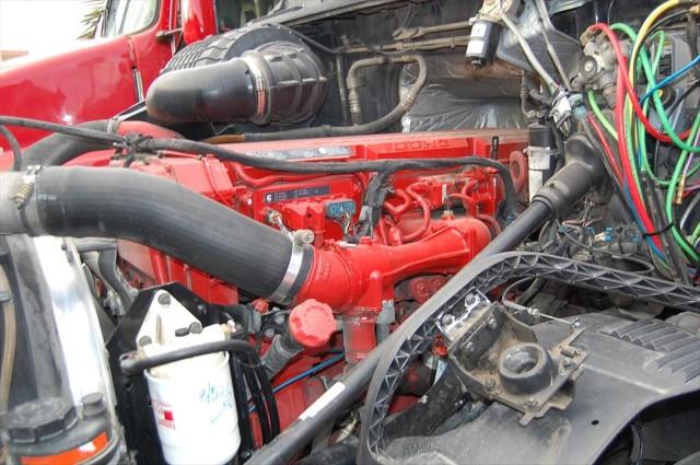 Cummins sigue retirando vehículos con sus motores