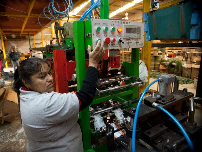 Expertos auguran un buen futuro para las manufacturas