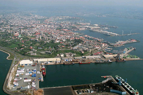 Ferrol arranca la temporada de cruceros