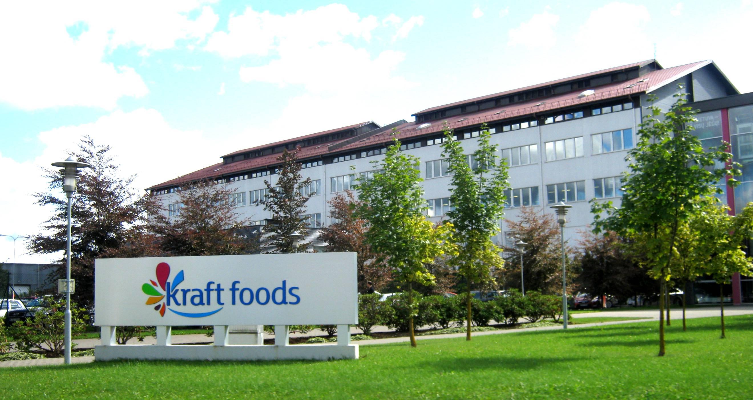Kraft Foods se deshace de su flota de camiones