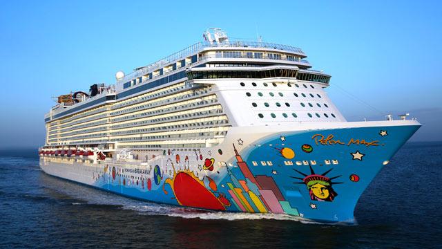 Barco de Norwegian Cruise Line